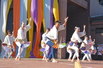 仙臺すずめ踊り「伊達の舞2014」
